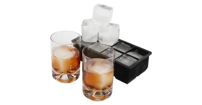 Ice cube molds