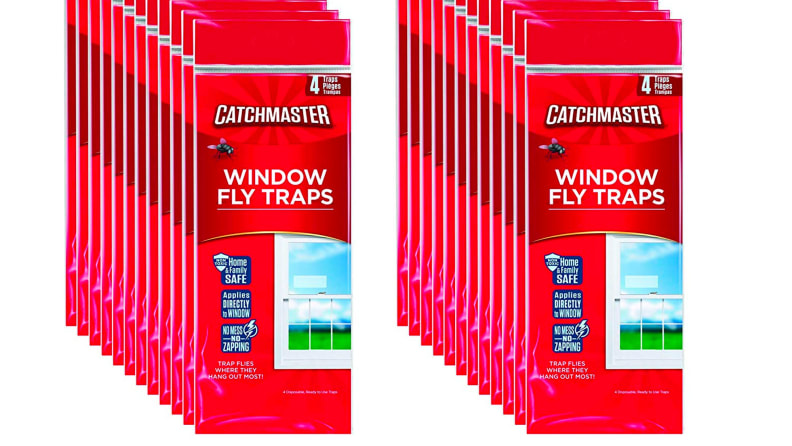 Catchmaster Clear Window Fly Trap