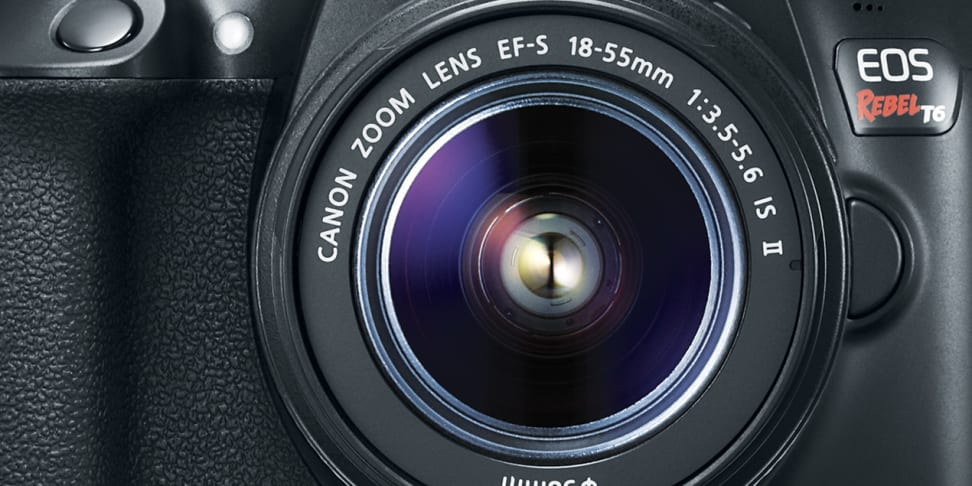 Canon Unveils $550 EOS Rebel T6 With WiFi and NFC - Reviewed