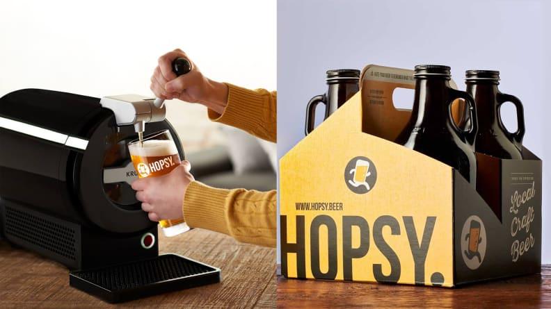 Hopsy Beer Subscription