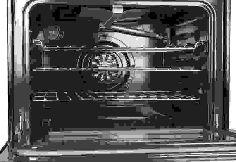Frigidaire FPGF3077QF Cavity