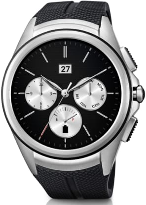 Product Image - LG W200 Watch Urbane 2nd Edition