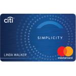 Product Image - Citi Simplicity