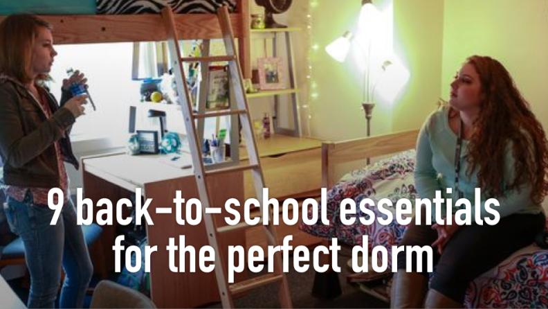 Dorm Essentials