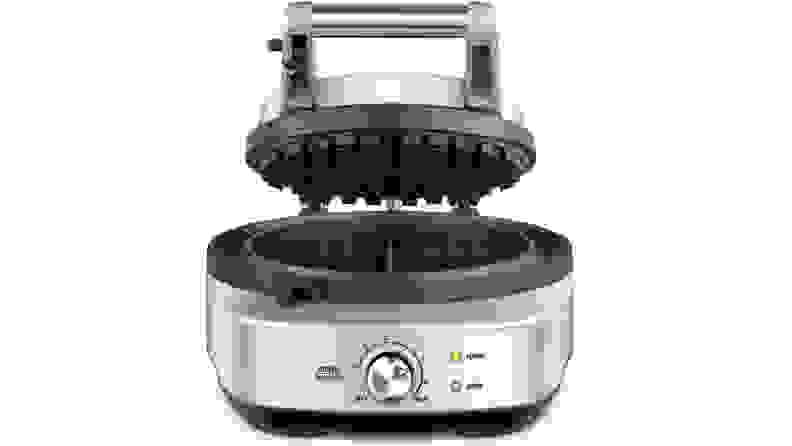 The Breville-BWM520XL waffle maker