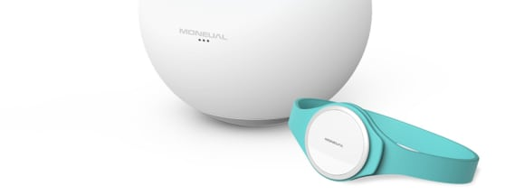 Moneual smart baby monitor hero