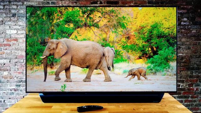 Best Television: LG C8 Series