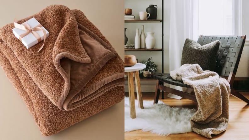 Pottery Barn Blanket