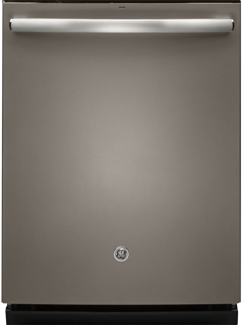 At about $810, GE's special slate finish will cost about roughly $100 more than white or black.