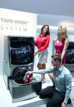 Lg S Mini Washer Lets You Do Two Loads At Once Reviewed