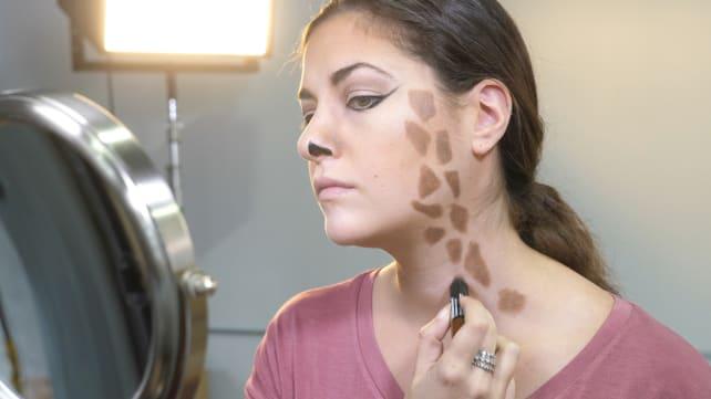 Giraffe prints