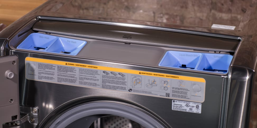 Dispenser-compartment-of LG-washer