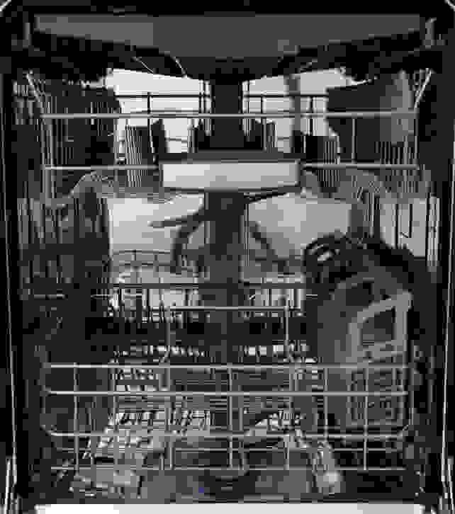 Bosch SHP65TL5UC—Interior