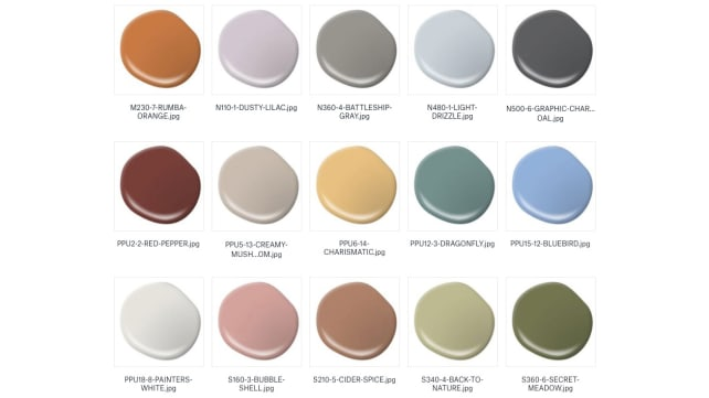 Behr-2020-Color-trends