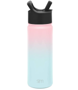 Product image of Simple Modern Summit Kids Water Bottle with Straw Lid