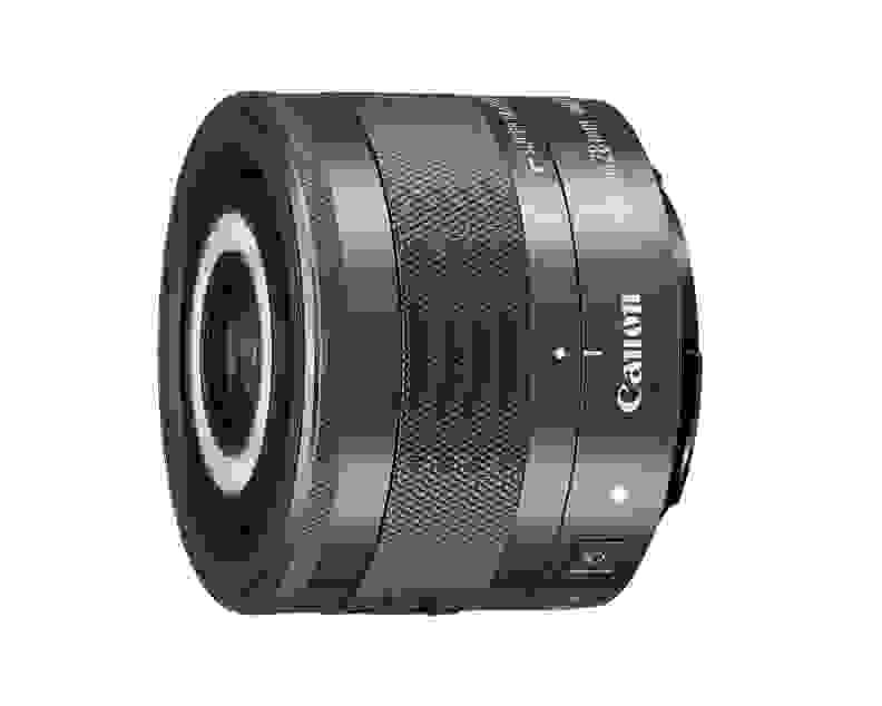 Canon 28mm Macro Lens