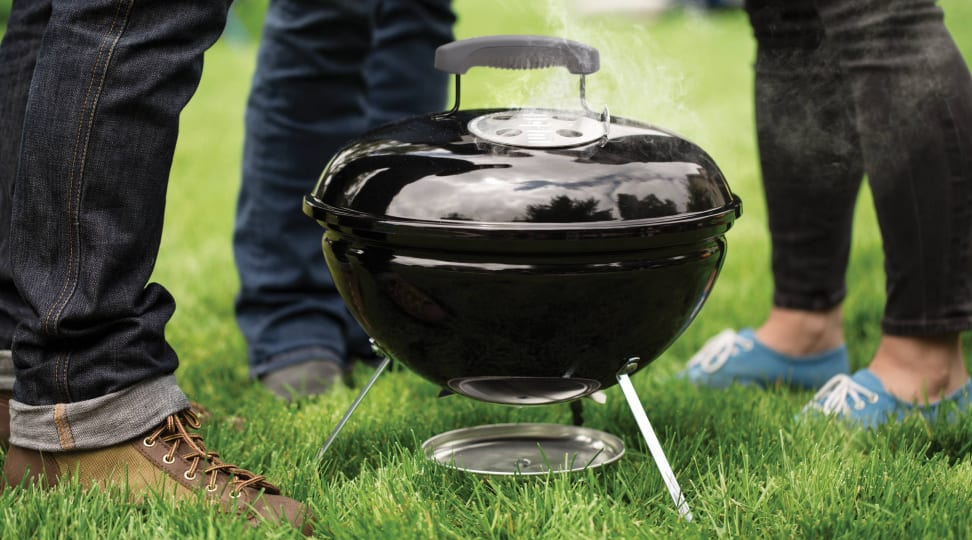Weber makes the best portable charcoal grill - and it's 25% off