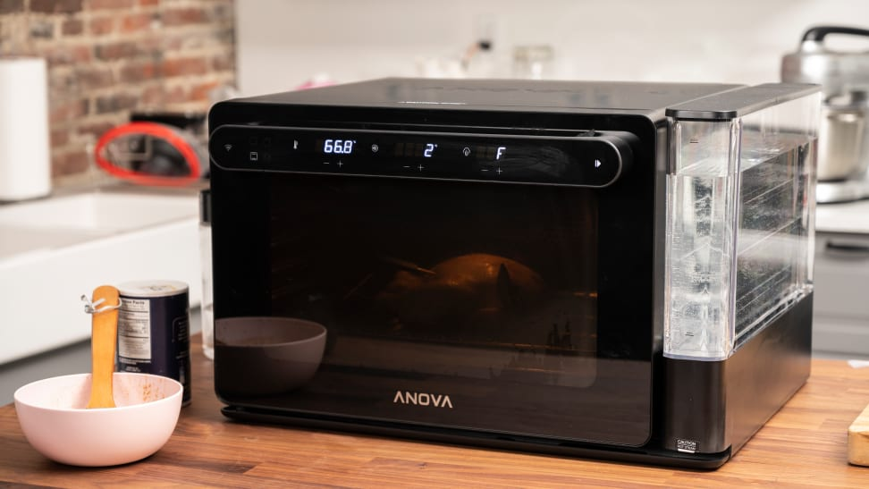 The Anove Precision Oven can sous vide, roast, air fry, and more.