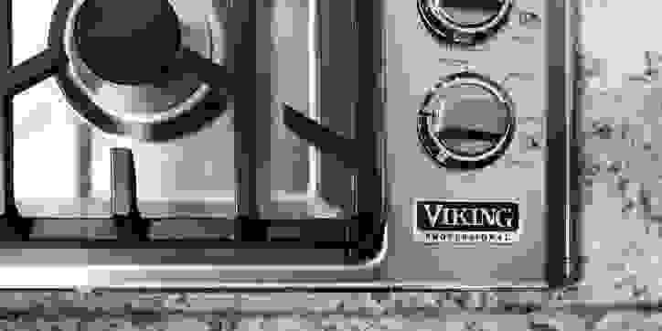 Viking VGSU5366BSS 36-inch gas cooktop