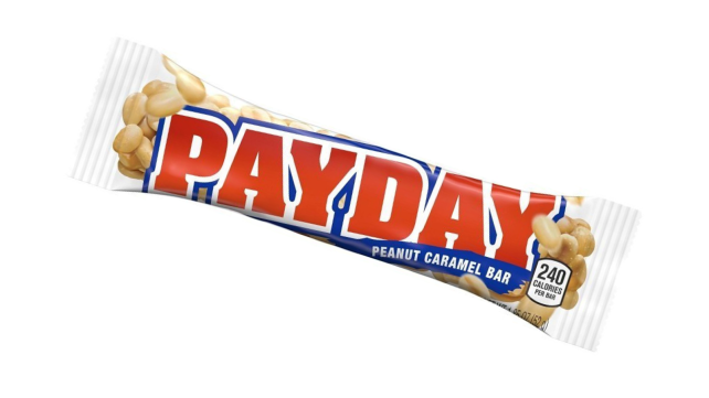Best candy bar Pay Day