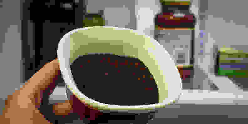 Coffee-not-frozen