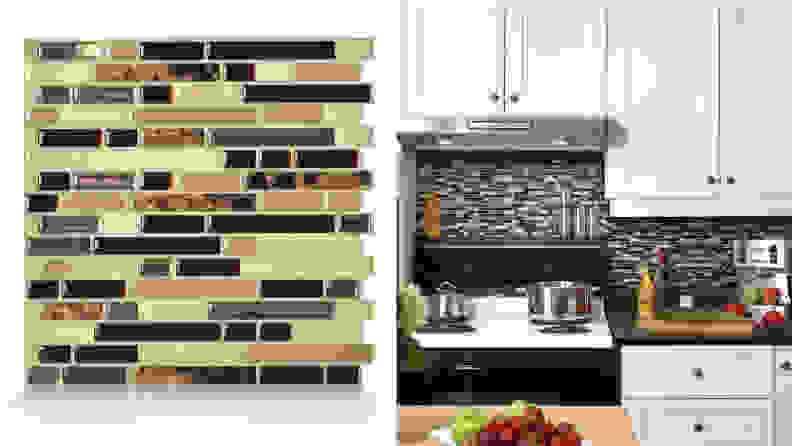 Smart Tiles Self-Adhesive Mosaic Wall Tile