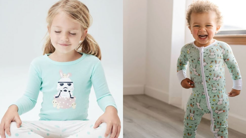 Get ready for the Easter bunny with these cute custom pajamas!