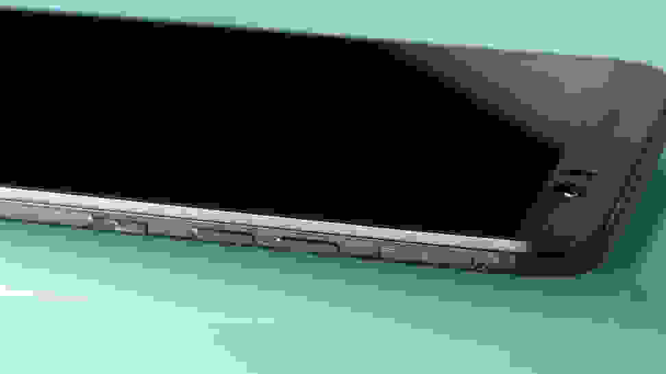 HTC One M9 volume and power buttons