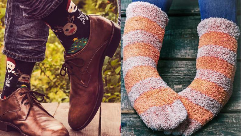 Best gifts under 10 2018 socks