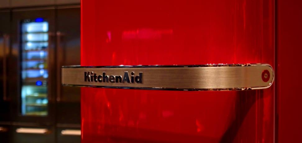 Kitchenaid Unveils Retro Quot Iconic Fridge Quot Refrigerators