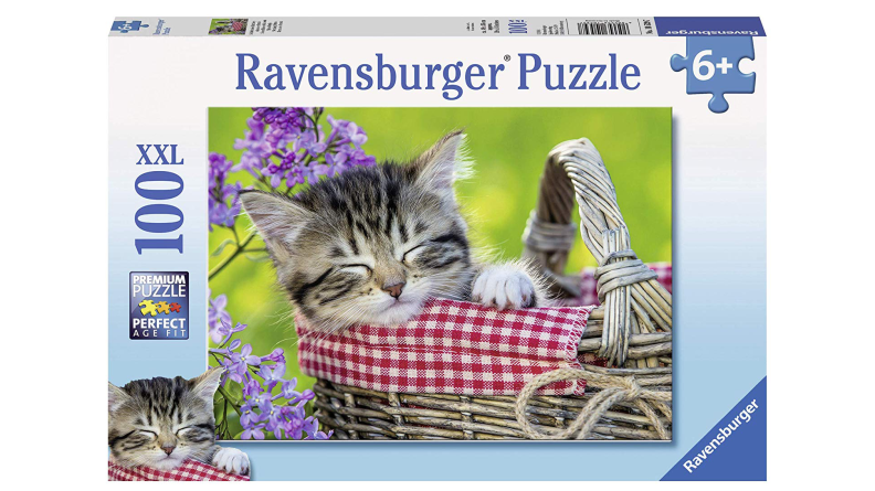 Ravensburger Kitty Puzzle