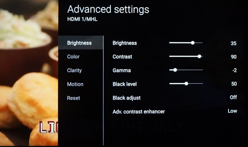Sony-W850C-Software-Picture-Settings