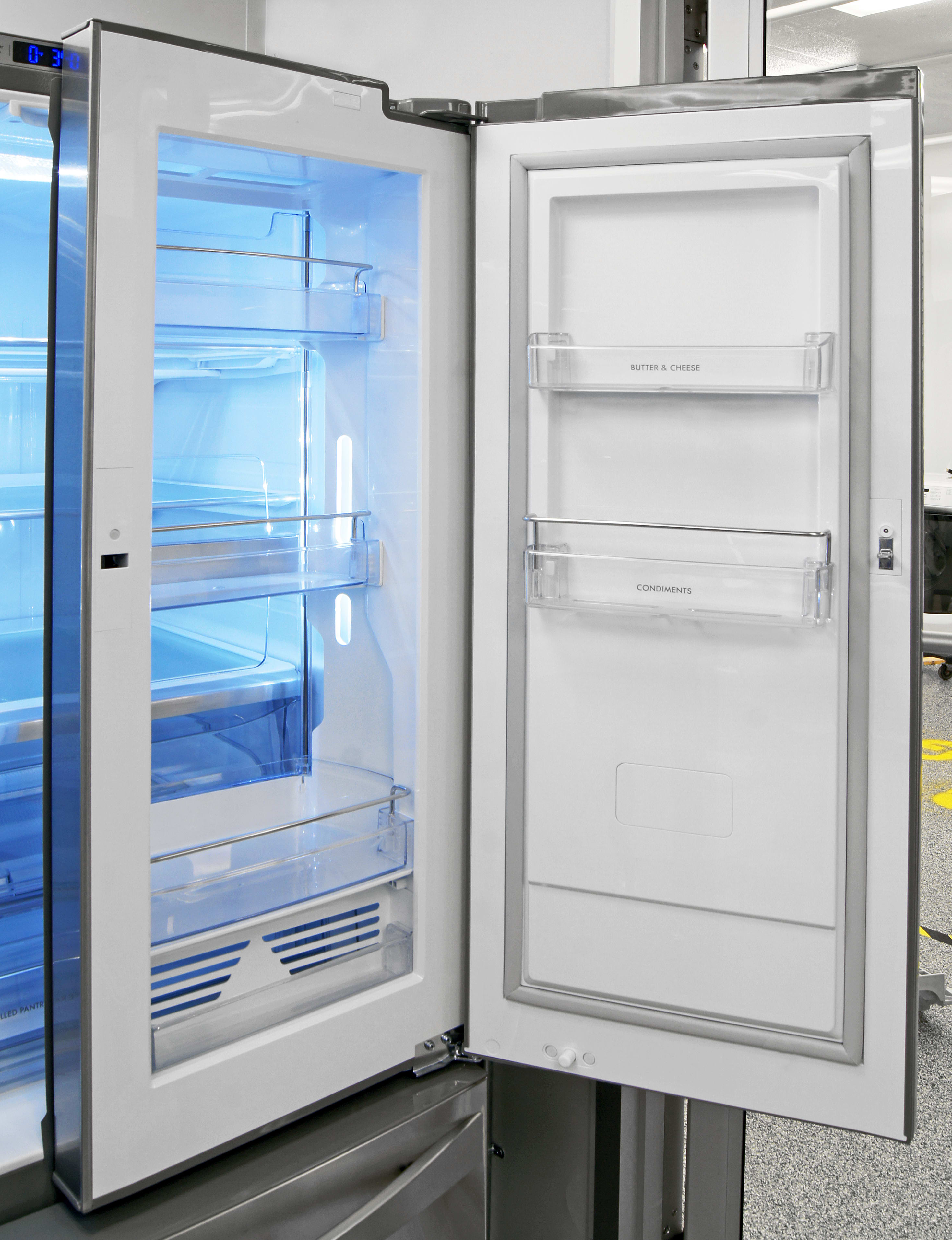 Kenmore Counter Depth French Door Refrigerator 36 Kenmore 50022