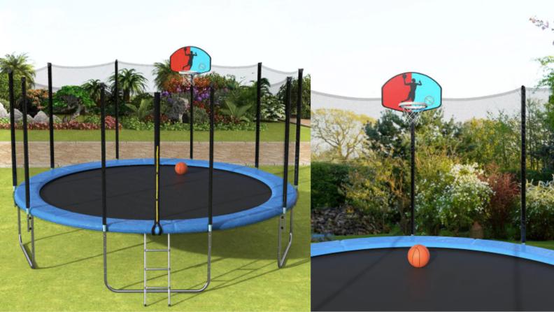 merax trampoline
