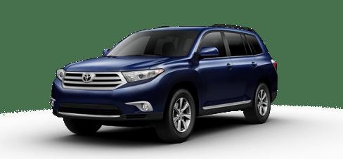 Product Image - 2013 Toyota Highlander SE