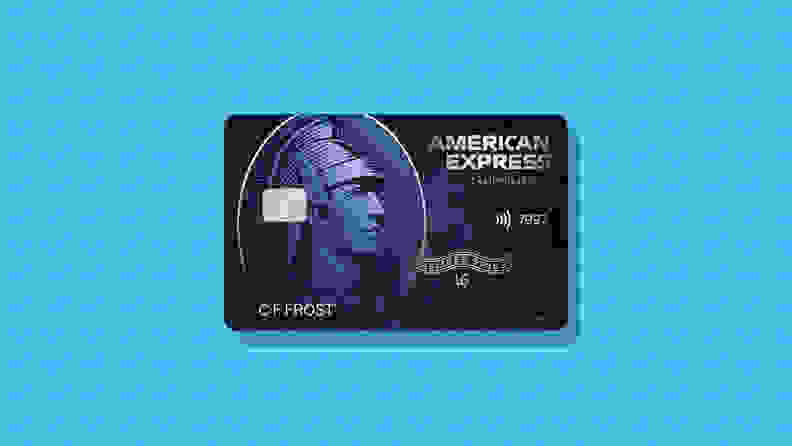 Blue Cash Preferred American Express