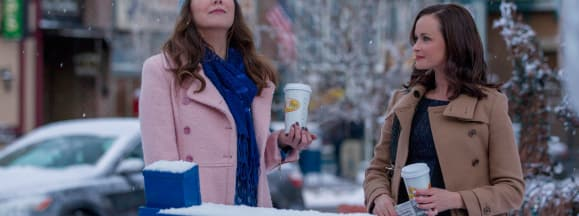 Gilmore girls year in the life winter photos