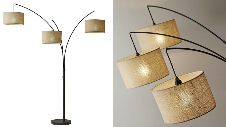 Three-In-One Floor Lamp