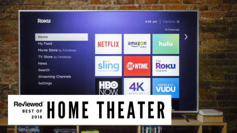 Best of 2018 home theater