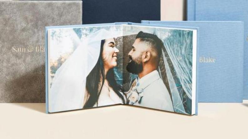 Zola wedding album