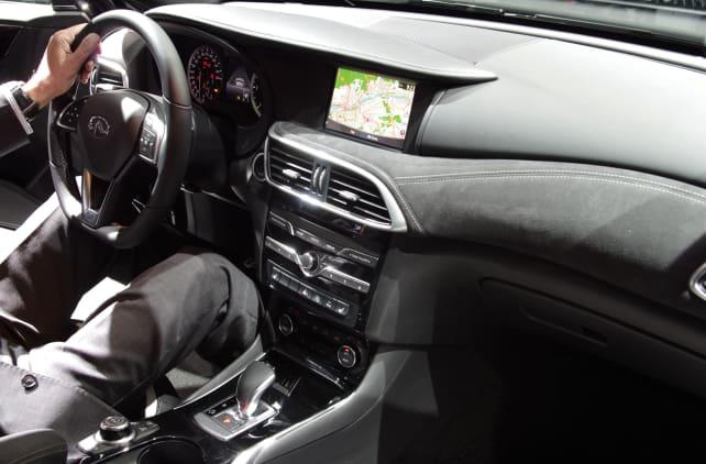 Infiniti Q30 Interior