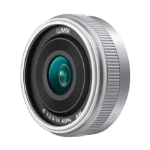 Panasonic Lumix G 14mm f/2.5 II