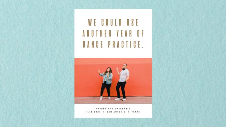 Dance Practice Minted