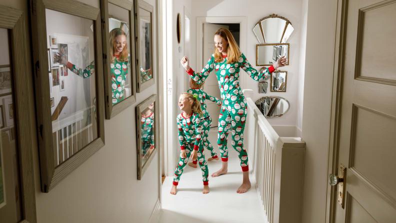 Pyjama de Noël carters