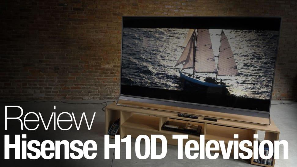 Product Image - Hisense 75H10D