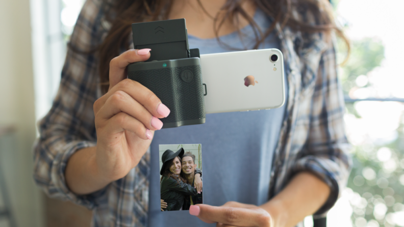 Prynt Pocket Smart Printer