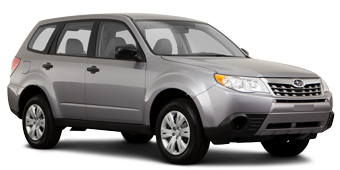 Product Image - 2012 Subaru Forester 2.5X