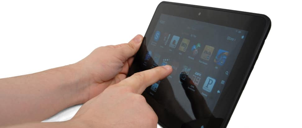 Product Image - Amazon Kindle Fire HD 8.9 inch