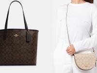 Coach purses on Amazon