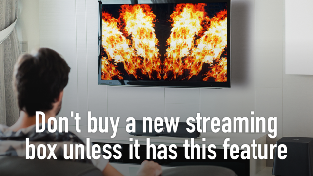 Your next streaming box must have HDR